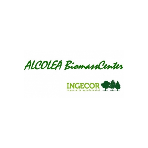 Logo de alcolea biomass center