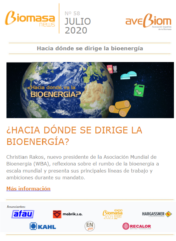 boletín biomasa news 58